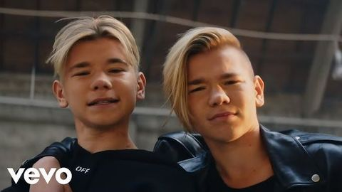 Skladba Make You Believe In Love od dua Marcus & Martinus.