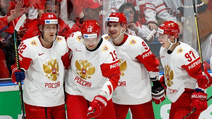 Ruskou mašinu nerozebrali ani Švýcaři. Ovečkin a spol vyhráli i šestý zápas na MS