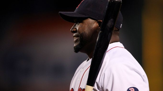 David Ortiz, pálkař MLB, Boston