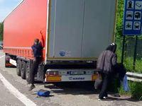 Pro řidiče kamionu s 35 migranty navrhla policie vazbu. Cizince přemístí do zařízení pro uprchlíky
