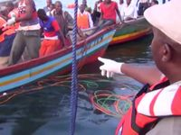 Na Viktoriině jezeře se potopil přetížený trajekt, počet obětí stoupl na 167