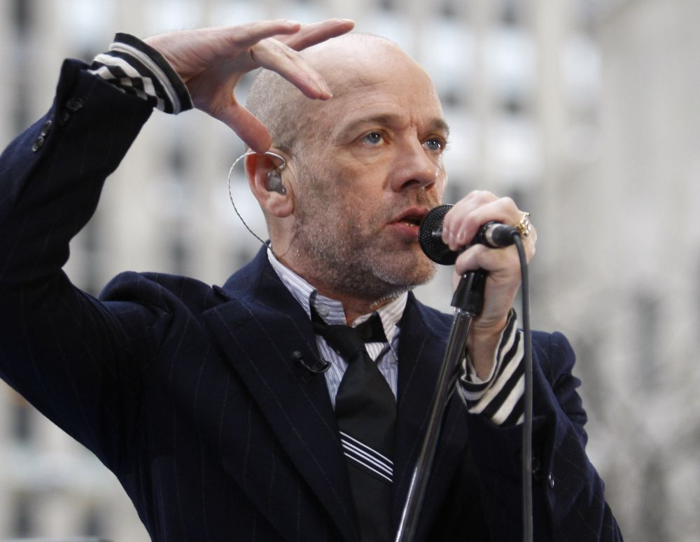 R.E.M. - Michael Stipe