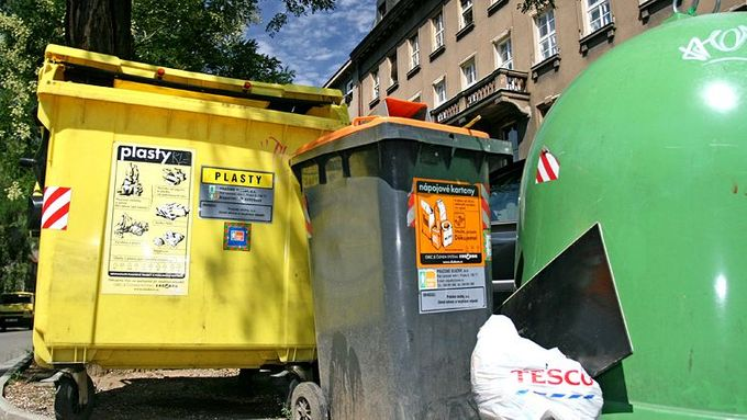 EKO-KOM says 70 percent of Czech population recycle