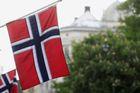Norsko vlajky