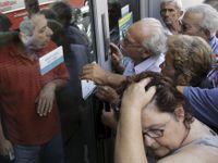 Blog z Řecka: Peníze nemáme už teď, co se ještě může stát?