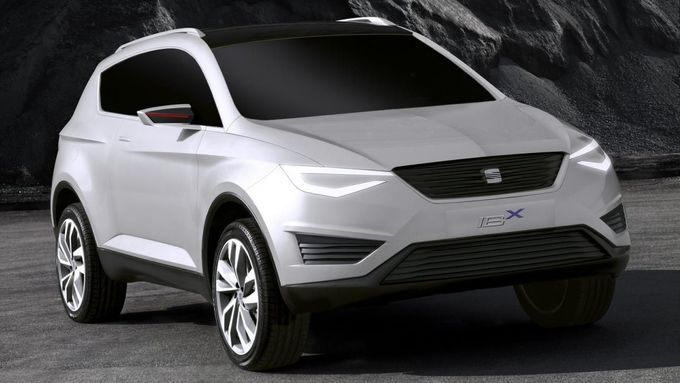 Seat's new SUV model will most likely be based on this concept vehicle