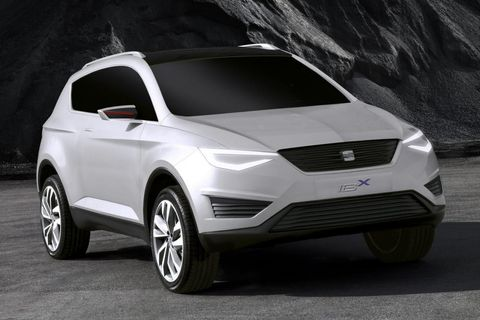 Skoda to manufacture Spanish carmaker Seat's new SUV