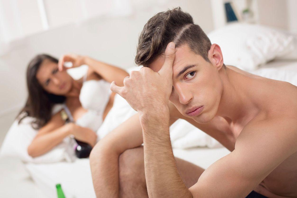 Ошибки мужчин во время секса