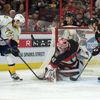 NHL:Nashville Predators at Ottawa Senators (Lehner, Wilson)