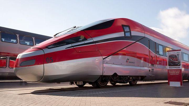 Vyjel nejrychlejší vlak Evropy. Italové překonají i TGV