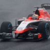 Marussia Formula One driver Jules Bianchi of France drives during the Japanese F1 Grand Prix at the Suzuka Circuit