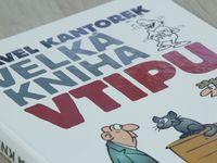 Kantorek: Český humor je nejlepší na světě, v USA se určité vtipy neříkají, nejsou pro ně korektní