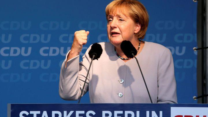 c1f7ab7a9c6 Nemá děti. Krajní pravice před volbami v Berlíně útočí na Merkelovou -  Aktuálně.cz