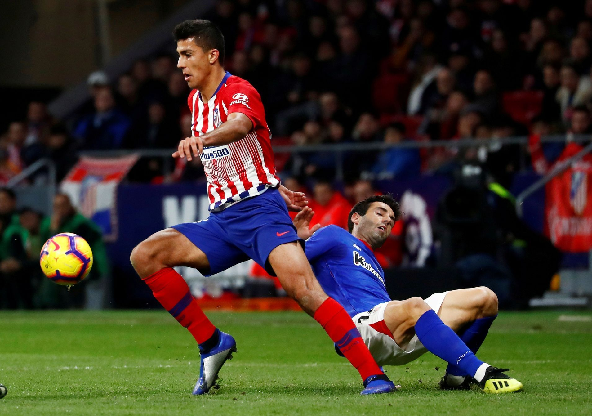 FILE PHOTO: La Liga Santander - Atletico Madrid v Athletic Bilbao