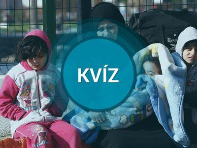 Byl Kanye West uprchlík? A jaké kapesné dostávají migranti v Česku? Zkuste si, co víte o běžencích