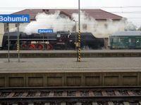 Obrazem: Den železnice ukázal skutečný unikát. Vidět byly i Šlechtična, Bardotka, Věžák a Brejlovec