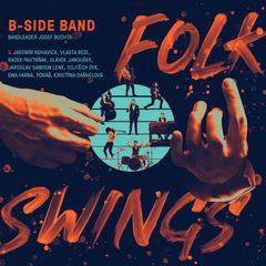 Obal desky Folk Swings.