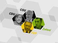 Merkelovou čekají bolestná vyjednávání. Toto jsou otázky, kde bude muset dělat velké kompromisy