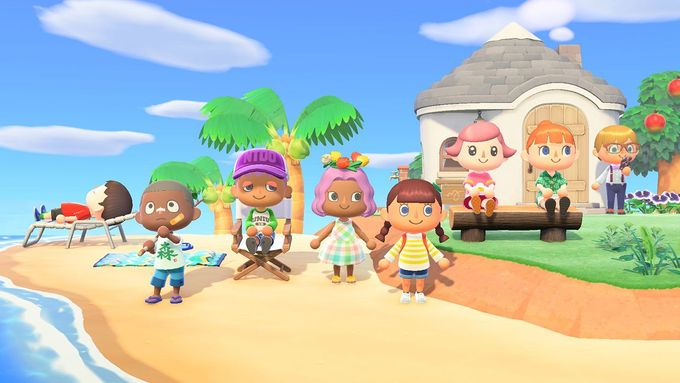 Videohra Animal Crossing: New Horizons