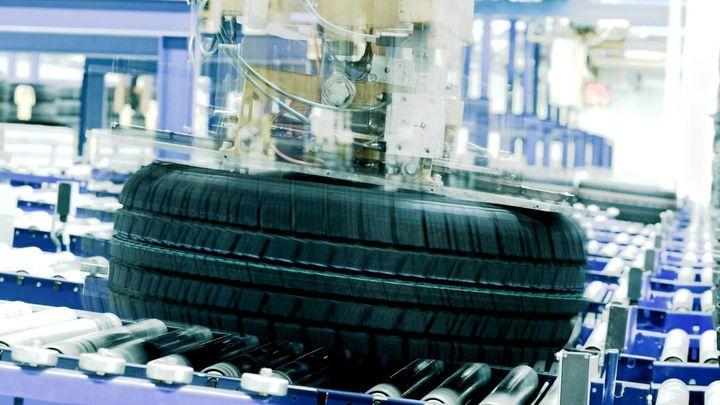 Podívejte se na výrobu pneumatik v Otrokovicích