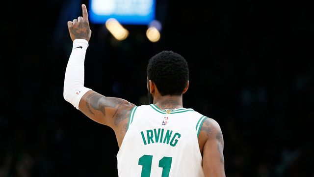 Kyrie Irving (Boston Celtics)