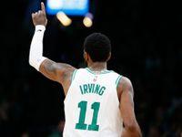 Boston porazil Indianu v NBA i potřetí a sahá po postupu