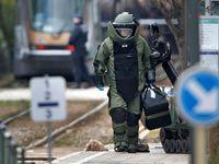 Do bruselského institutu pro kriminologii najelo auto a útočník aktivoval bombu. Nikdo nebyl zraněn