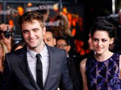 Premiéra Twilight Sagy v Los Angeles - Kristen Stewart a Robert Pattinson