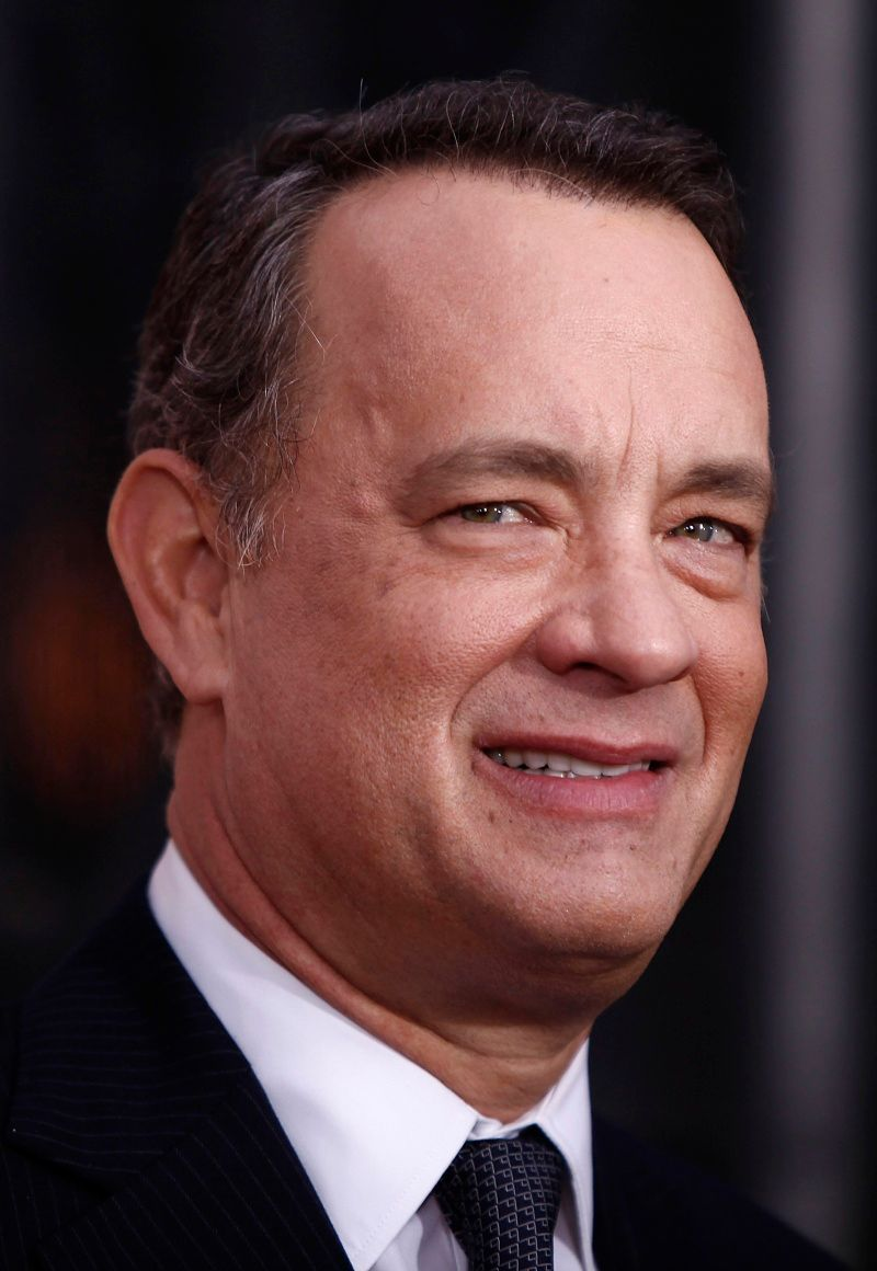 Premiéra filmu Extremely Loud and Incredibly Close - Tom Hanks