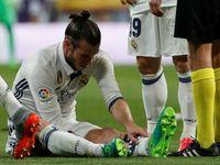 Zraněný Bale bude Realu chybět zřejmě v obou semifinále Ligy mistrů