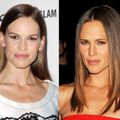 Hilary Swank a Jennifer Garner