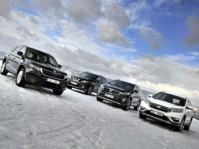Zdražení o 63 tisíc, ale také zlevnění soupeře Škody Kodiaq o 52 500 Kč. Známe změny cen nových aut