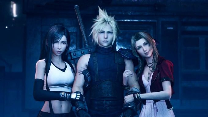 Final Fantasy VII Remake - trailer