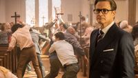 VIDEO Colin Firth řádí jako agent-gentleman firmy Kingsman