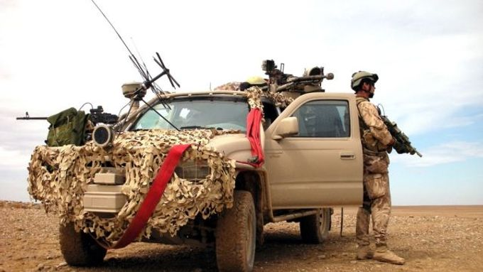 Afghánistán připojte