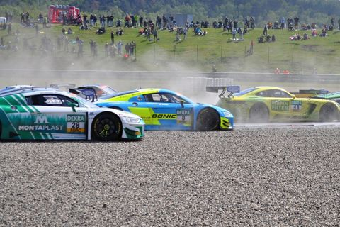 ADAC GT Masters, Most 2019