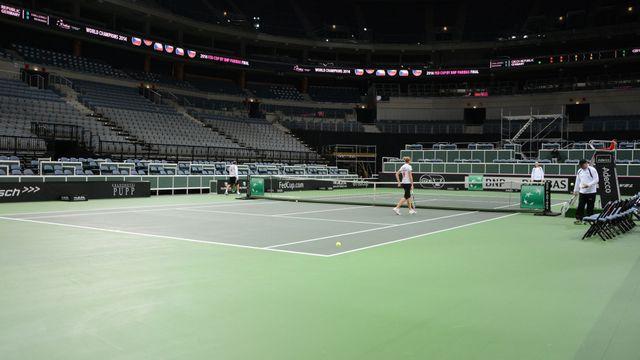 O2 arena se připravuje na Nadala a spol. Laver Cup předčí i finále ... e7d598fb45