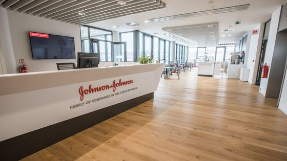 Johnson & Johnson - březen 2019
