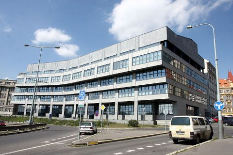 Galileo operation center: Prague's top secret facility