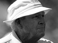 Zemřel slavný golfista Arnold Palmer, bylo mu 87 let