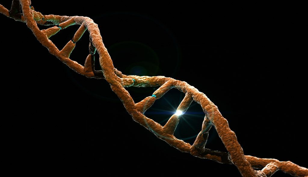DNA - šroubovice - Thinkstock 1