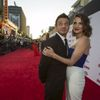 Jeremy Renner and Cobie Smulders