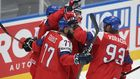The Czechs are close to the quarterfinals after the Italians succeeded. This can be confirmed on Saturday by defeating the Latvians at base time with Russia.
