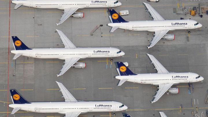 Piloti Lufthansy dál stávkují za důchody. Zrušeno 800 letů