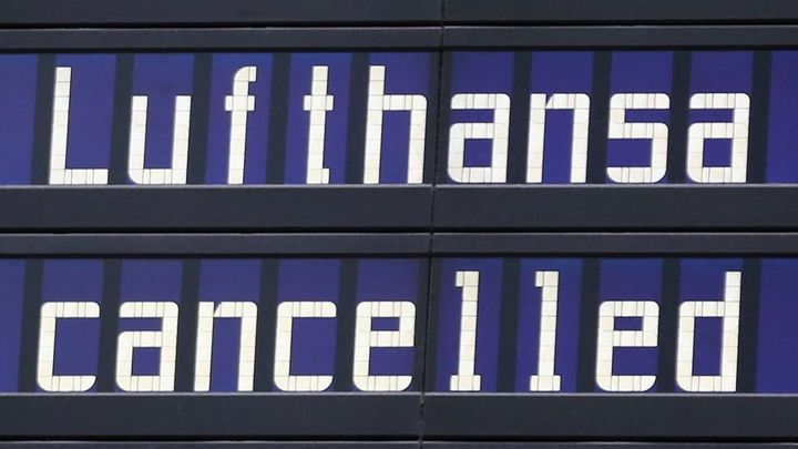 Stávka Lufthansy neskončila. V pátek piloti zruší 800 letů