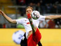 Frankfurt v německé bundeslize remizoval s Lipskem, Leverkusen poprvé vyhrál