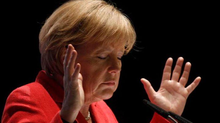Rusko se vměšuje do záležitostí jiných zemí, řekla Merkelová