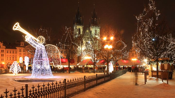 Vánoční výzva: Které české či moravské město má nejhezčí výzdobu? Vyfoťte to vaše