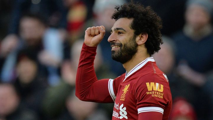 Levonohý rekordman. Salah jako první v Premier League nasázel za sezonu dvacet gólů levačkou