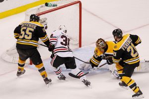 Šesté finále Stanley Cupu - Boston Bruins vs. Chicago Blackhawks